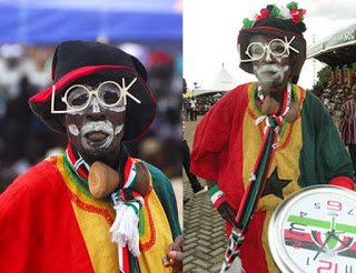 Photo of Ghanaian Comedian 'Bob Okala' is dead