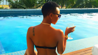 Photo of Pictures: Huddah Munroe shares 'Sexy Bikini' photos