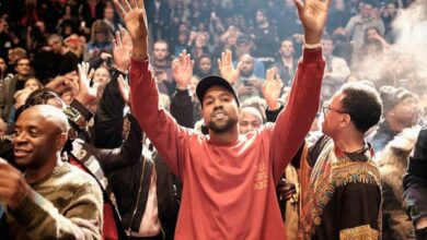 Photo of Kanye West Slams The Grammys On Twitter