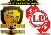 Music: Shatta Wale - Our Names ( Prod By. Da Maker)