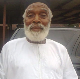 Photo of Nollywood actor 'Festus Aguebor' is dead