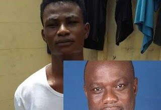 Photo of NPP Mp's killer confesses, Tells how it all went down