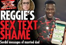 "Photo of SExText Scandal hits Reggie of ""Reggie N Bollie"" Xfactor Uk Fame"