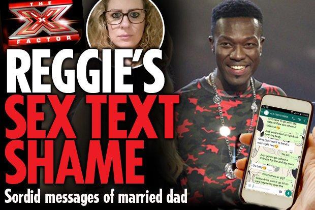 "Photo of SExText Scandal hits Reggie of ""Reggie N Bollie"" Xfactor Uk Fame"