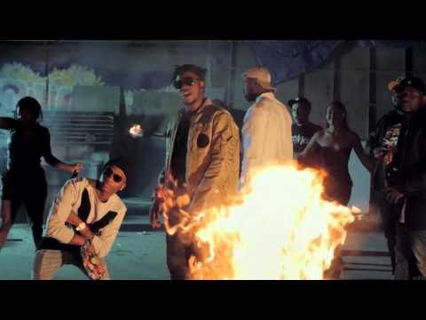 0 13 - Runtown ft. Wizkid  - Lagos To Kampala BTS (Official Music Video)