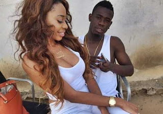 AfriyieAcquah27sWife27Amanda27apologizetoexhusbee27Kenpong27...SaysShewant27stobeclosetohim - Afriyie Acquah's Wife 'Amanda' apologizes to ex-husbee 'Kenpong' ... Says She want's to be close to him