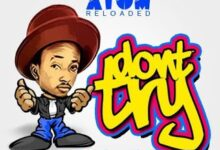 Atom - Dont Try (Prod.by MethMix)