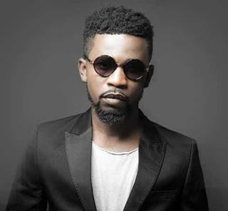 Photo of Bisa Kdei Awards Fan on Stage