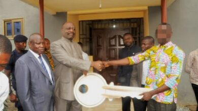 Photo of Govt. Hands Over Fully Furnished Two-bedroom Apartment to Taxi Driver who knocked down two robbers