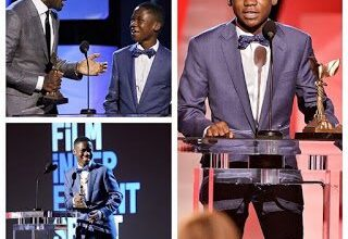 Photo of I was so surprised, I didn't know what to say – Abraham Attah responds to critics