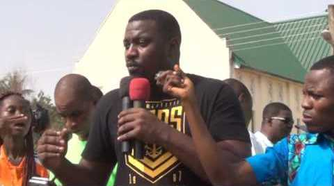 Photo of Video: John Dumelo campaigns for NDC and reveals he has Presidential Ambition