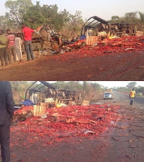 Photo of Kintampo Accident Report Ready – Police – Newsghana