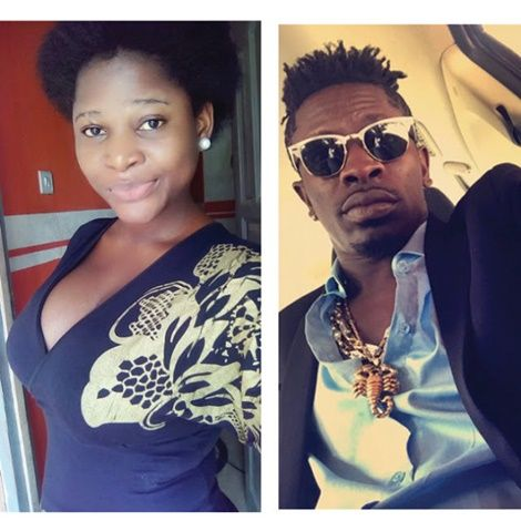 Photo of Obaapa Shatta Wale known as 'Breastina' claims his father Shatta Wale Forced her  to Lie about the rape case
