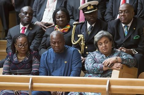Scottish MP's Ask Govt To Confront Prez Mahama Over lesbian and gay Rights Abuse in Ghana