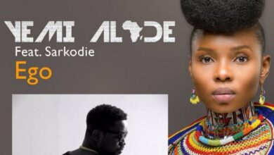 Photo of Yemi Alade reveals what She went through to get Sarkodie on her EGO Song