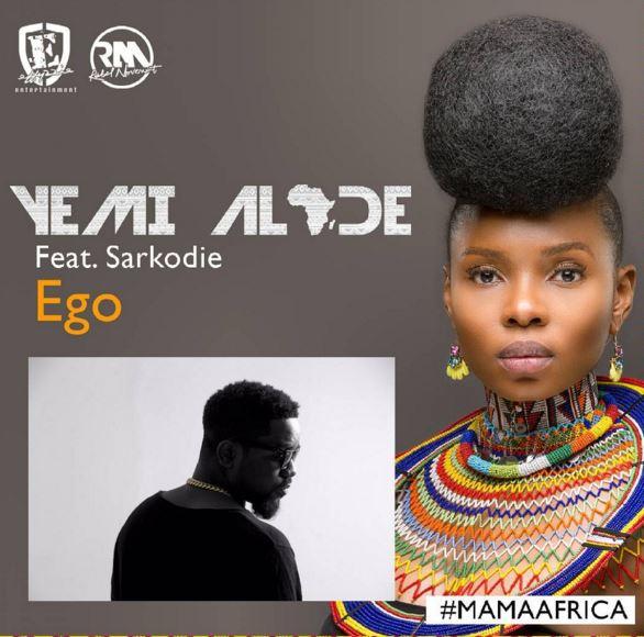 YemiAladerevealswhatShewentthroughtogetSarkodieonherEGOSong - Yemi Alade reveals what She went through to get Sarkodie on her EGO Song