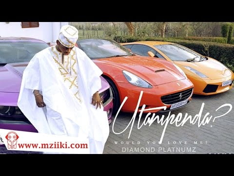 Diamond Platnumz - Utanipenda (Official Video + English Lyrics)