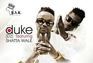 Photo of Duke (D2) – Wawane ft. Shatta Wale (Prod By PEE Gh)