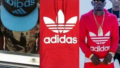 Photo of Shatta Wale explains why he wore the 'fake Adidas', He even plans to wear it again! and again!