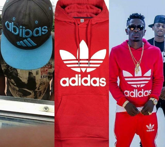 Shatta Wale explains why he wore the 'fake Adidas', He even plans to wear it again! and again!
