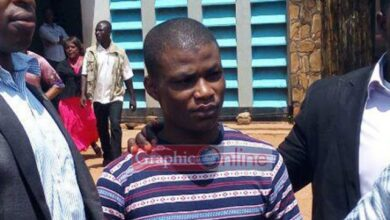 Photo of JB's alleged killer released from BNI Custody