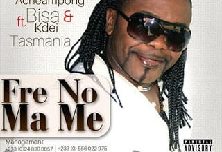 Photo of Nana Acheampong - Fre No Ma Me ft. Bisa Kdei & Tasmania (Prod. By Mountain Mix)