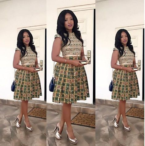 PhotoJoselynDumasOnFleek21 - Joselyn Dumas is just a classic lady, she just doesn't get it wrong when it comes to fashion