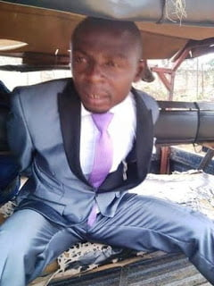 Photo: Suspected Armed Robber busted  At Own Wedding In Takoradi