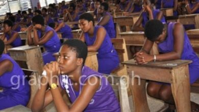 Photo of Police arrest two Students over exam malpractices 'apor'