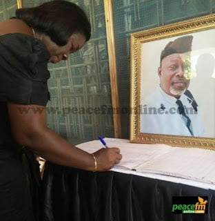 Photo of President Mahama To bare the cost of Odoi Mensah's Remains To Ghana