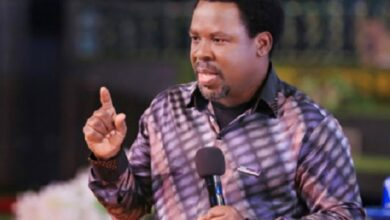 Photo of Prophet TB Joshua predicts foreign attack in Ghana and Nigeria this Thursday, Friday