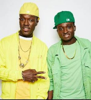 Photo of Video: See how Reggie N Bollie were welcomed in Ghana
