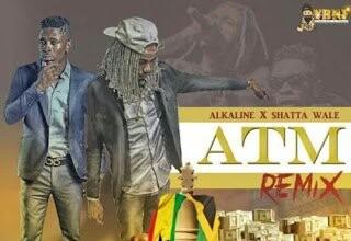 Photo of Alkaline x Shatta Wale - ATM Remix