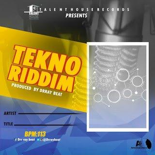 Photo of Dr Ray beat - Tekno Riddim Free Instrumental