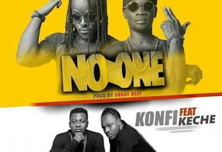 Photo of Konfi ft. Keche – No One (Prod. By DrRay)