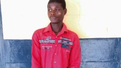 Photo of Nigerian, Marvelous Okereson stabs mate to death over toothbrush