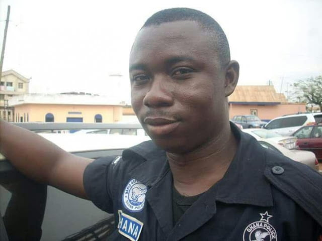 Police place ¢5,000 bounty on suspected robbers who killed police officer