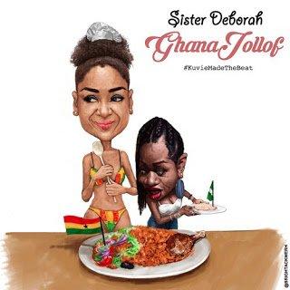 SisterDeborah GhanaJollof - Sister Deborah - Ghana Jollof