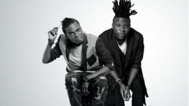 Photo of Luther ft. Stonebwoy – Blessing (Prod by Dream Jay)