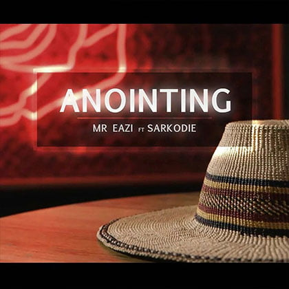 Mr. Eazi ft. Sakordie - Anointing