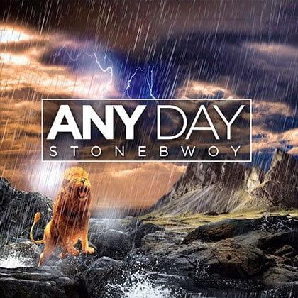 Stonebwoy - Any Day