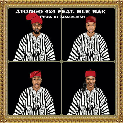 4X4 ft. Bukbak - Atongo