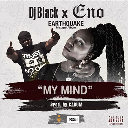DJ-BLACK FT. ENO - MY MIND