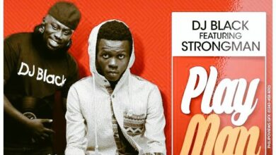 DJ Black ft. StrongMan - Play Man (Prod. By Coco)