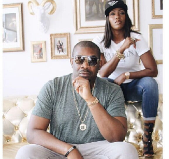 Don Jazzy congratulates Tiwa savage on her ROC Nation deal
