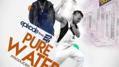 Photo of Epixode ft. El – Pure Water (Prod. By B2)