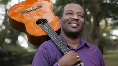 Photo of Musician and songwriter, Danny Nettey passes on