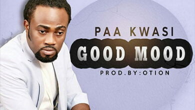 Photo of Paa Kwasi (Dobble) - Good Mood (prod. by O'tion)
