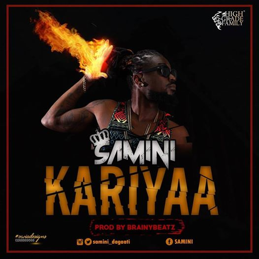 Samini - Kariyaa (Prod. by Brainy Beatz)