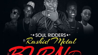 Photo of Soul Ridders Empire (SRE) Burn Dem ft. Rashid Mettal (Prod by DrRayBeatz)
